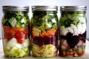 MasonJar Salad