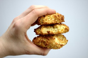 Coconut Orange Macaroons