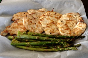 Portuguese-Style Grilled Chicken