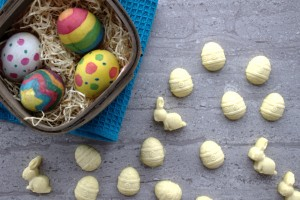 Healthy Easter Chocolates